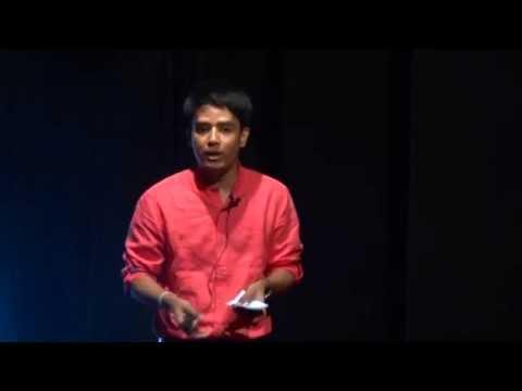 Philosophy of Travel | Ankur Thakuria | TEDxNMIMS