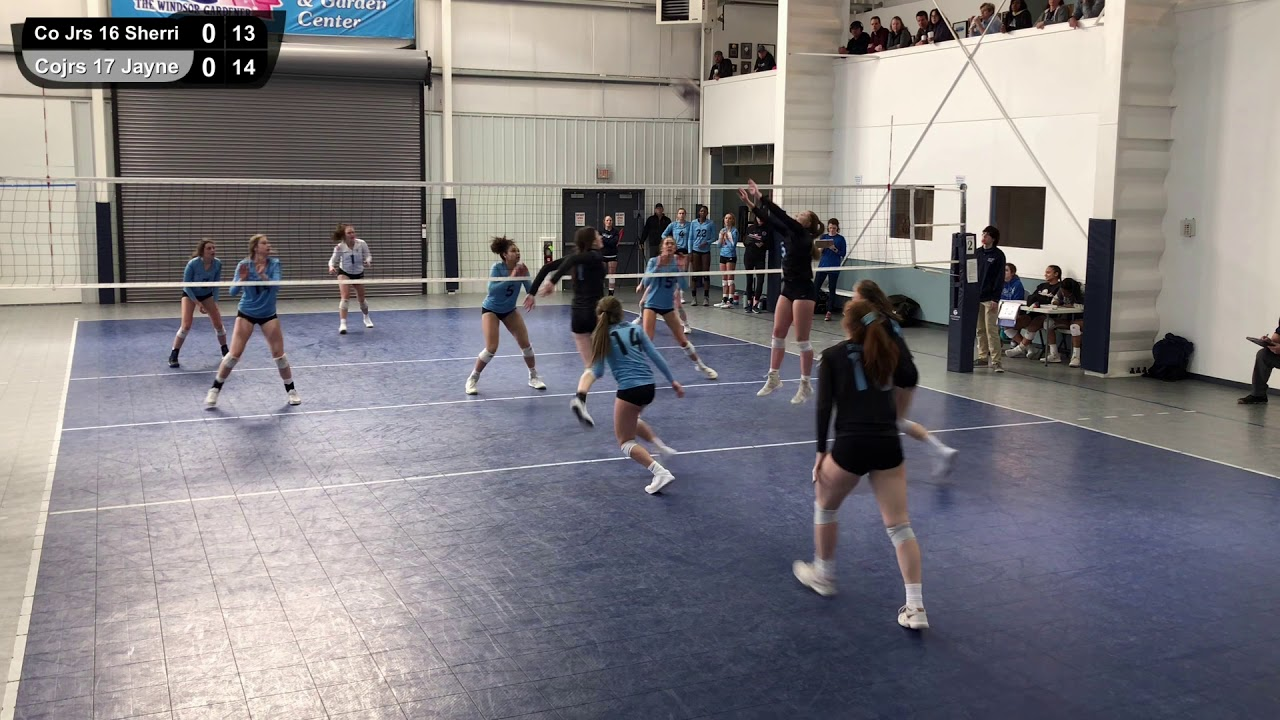 Audrey Dowd 2022 Setter - Power #2 January 2020