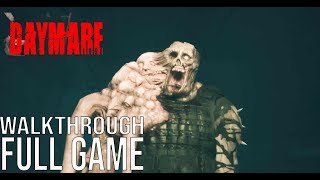 Daymare 1998 Walkthrough Gameplay Part 1 Full Game - No Commentary (#Daymare1998 Full Game) PC