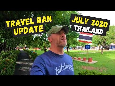 Thailand Travel July 2020 Update | International Flights & Bars Open