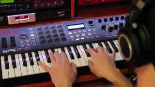 akai MPK 249 Review and Demo