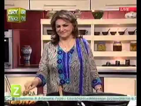 Nuggets And Chicken Shashlik With Gravy by Sara Riaz   Zaiqa