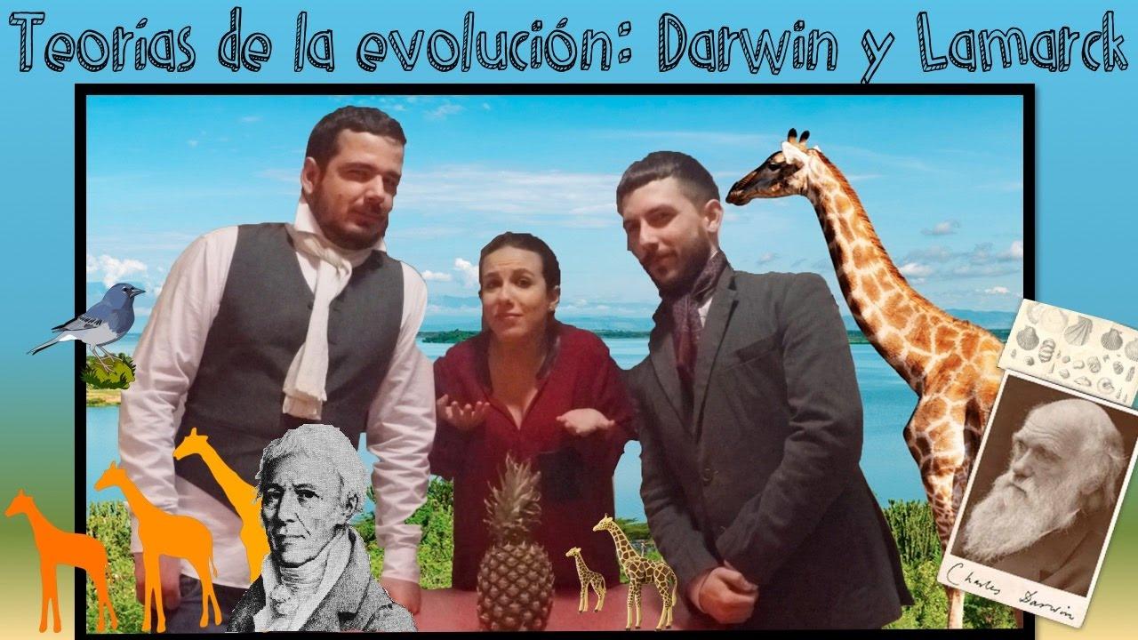 Teorías de la Evolución: Darwin vs. Lamarck - Bio[ESO]sfera