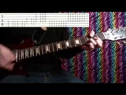 How To Play Cold Cold Cold W Tabs Cage The Elephant Guitar Lesson Youtube