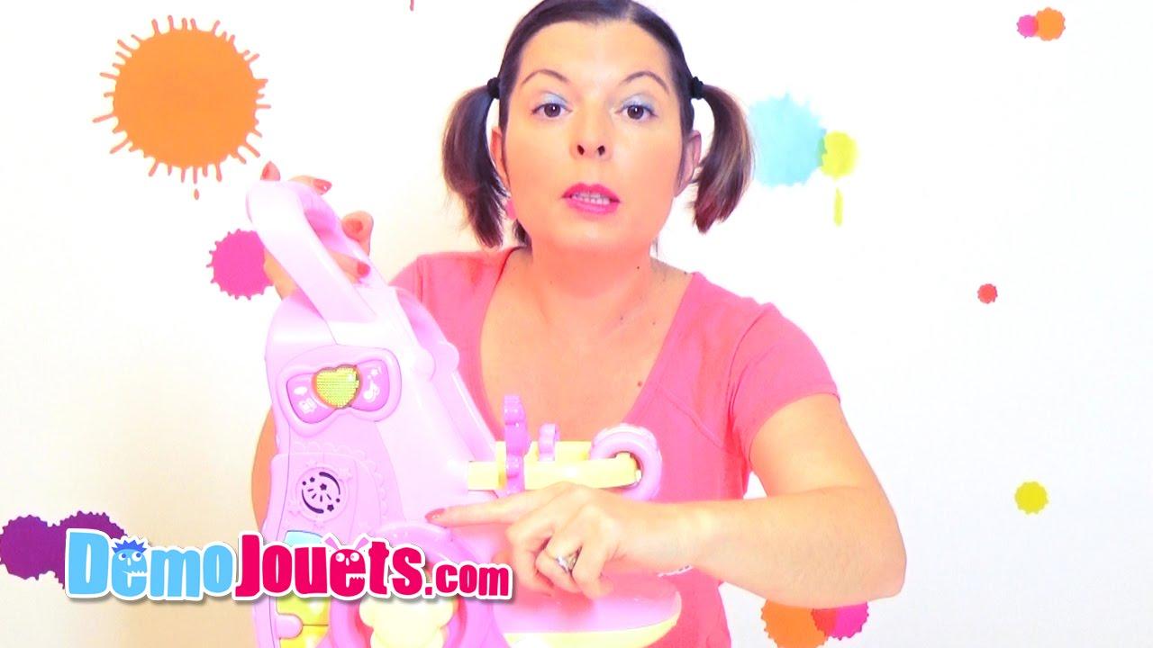 Jouet little love poussette interactive 3 en 1 vtech for Bureau 3 en 1 vtech