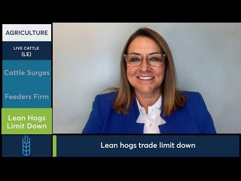 June 16 Livestock Commentary: Virginia McGathey