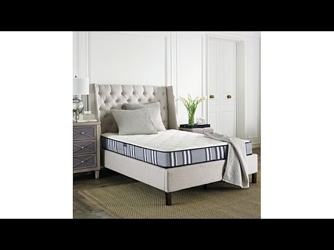 "Safavieh Tranquility 8"" Spring Mattress  Twin"