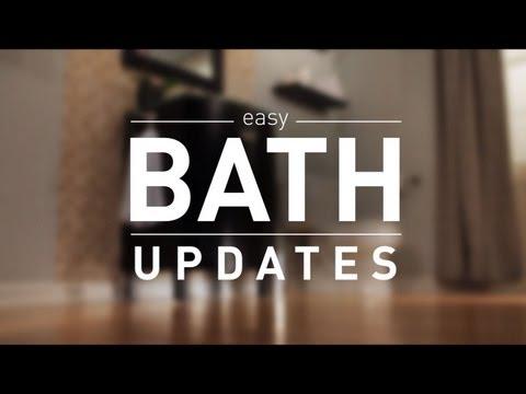 Easy Bathroom Ideas - How To