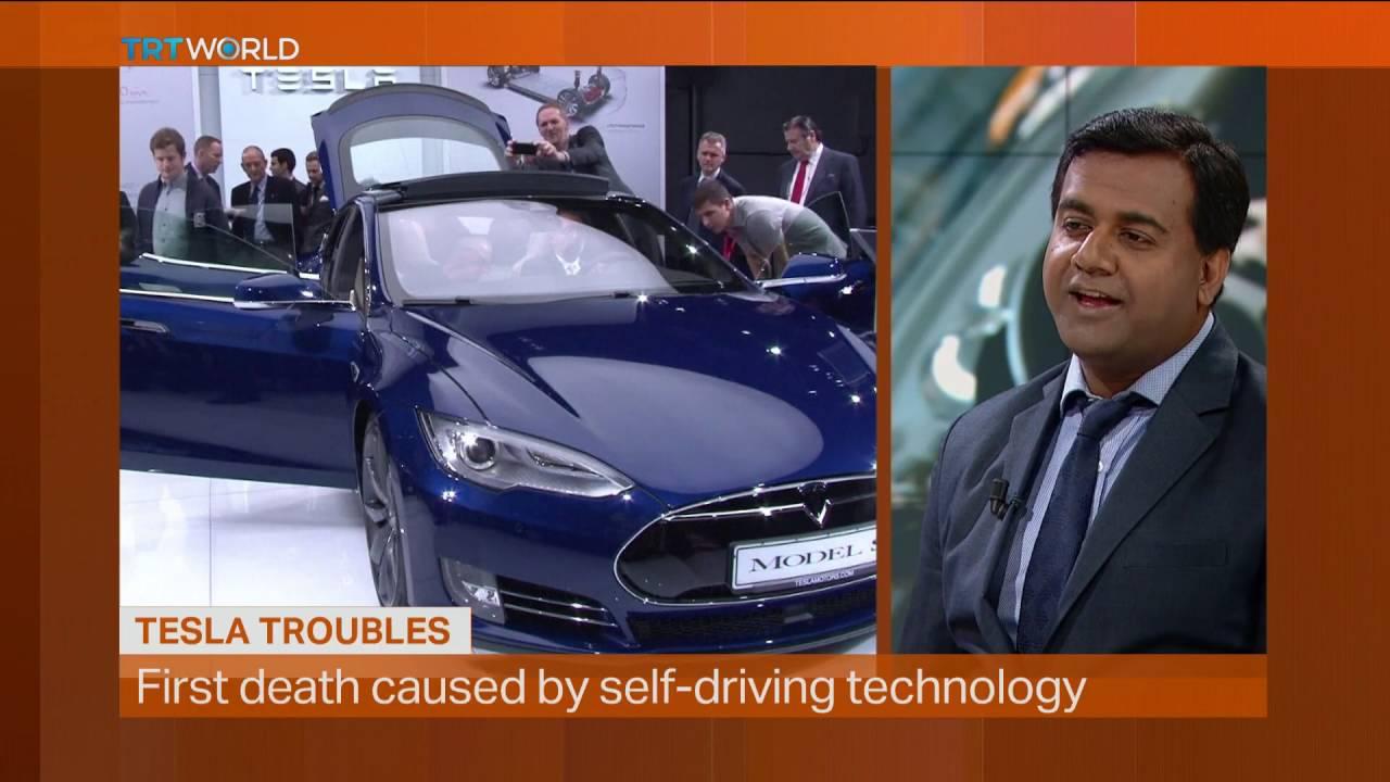 Money Talks: Tesla investigated over AutoPilot crash, interview with Sourav  Roy