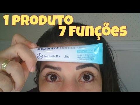 BEPANTOL Derma creme: 7 usos que realmente funcionam + surpresa no final:)