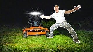 mowing-my-yard-at-night