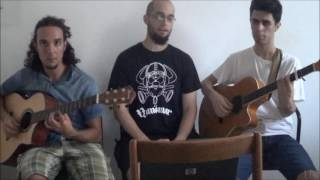 static x the only acoustic cover