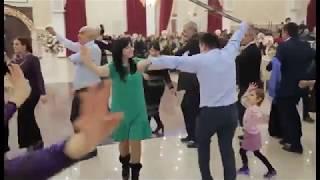 Даргинская Худуцкая  Зажигательная Свадьба - Нарын Кала - Рагим - 2018