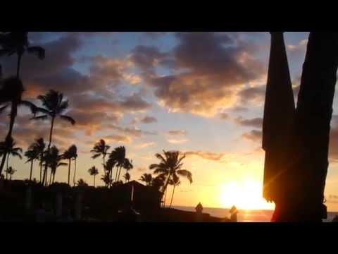 Sunset at Ferraro's on Maui, Hawaii, 2010 P.1