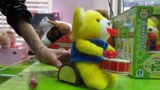 Thú bông thông minh   Tonny Bear  Iwaya Đồ chơi Nhật Bản Hitomi.vn