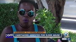 Caretakers duct-taped dementia patient at a Boynton Beach assisted living facility, police say
