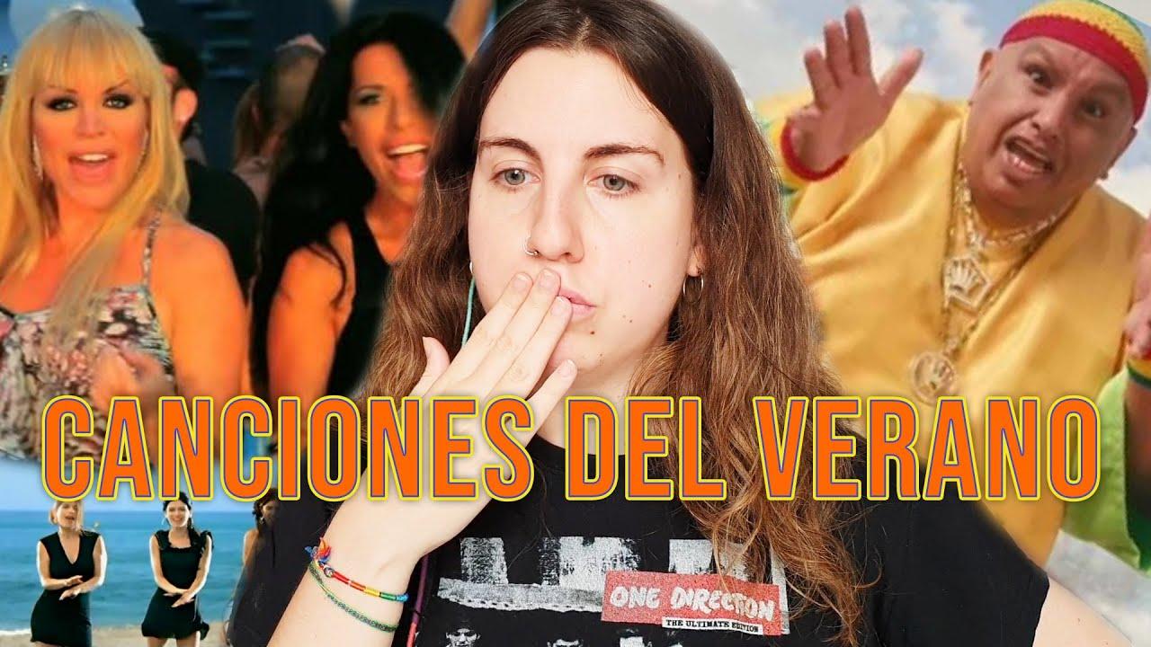 VIDEOCLIPS DE CANCIONES DEL VERANO   REACCIÓN