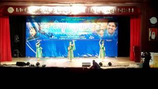 Bharati Programme 2015 @ ISC AbuDhabi