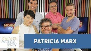 Patricia Marx - Morning Show - 19/02/18