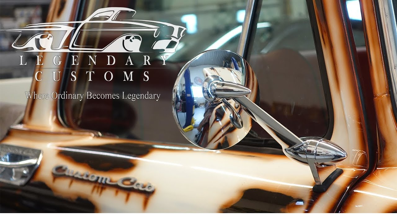 small resolution of legendary customs dirty ford part 11 dirty windows and wiring