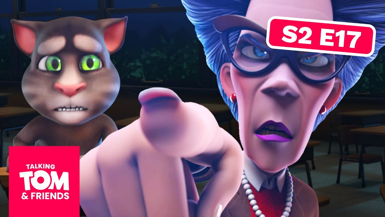 Talking Tom and Friends - Back to School   Season 2 Episode 17
