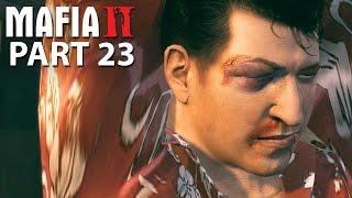 Mafia 2 Walkthrough Gameplay Part 23 - TRYING TO SAVE JOE