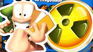 ARMAGEDDON WMD NUKE!? - Worms Reloaded!