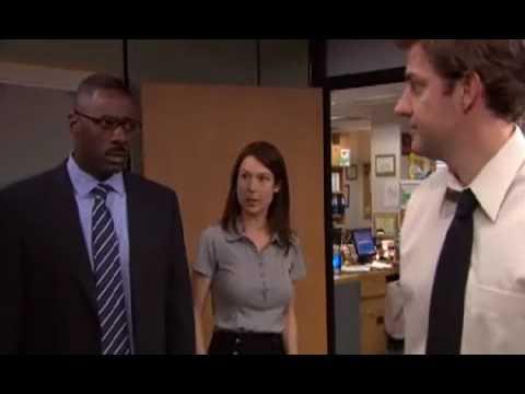 The Office Season 5 Deleted Scene Broke 1