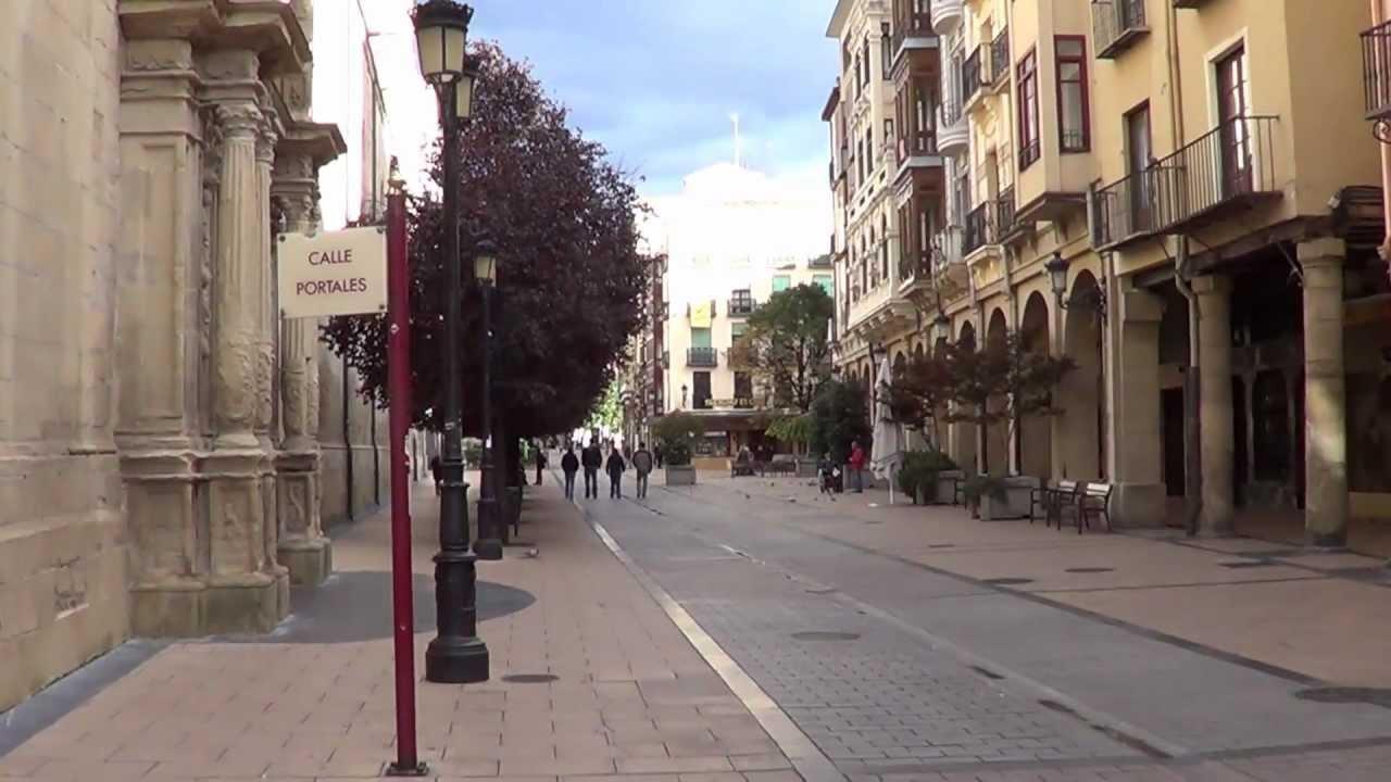 callejeando logro o calle portales casco antiguo youtube