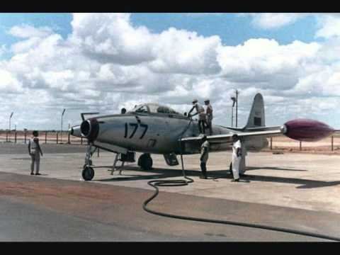 PORTUGAL Air Force (1952-1974) The Empire Jets.wmv