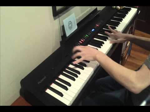 Vector to the Heavens - Yoko Shimomura (Noah Thys) - Piano Cover