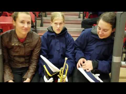 United States Coast Guard Academy Windjammers 2016 Video