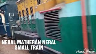 Hills trains of India,Neral MatheranToy Train Journey Mumbai