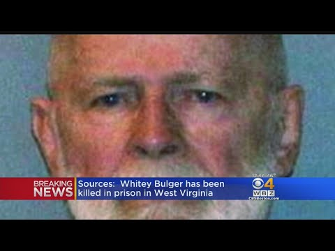 Special Report: Whitey Bulger Killed In West Virginia Prison