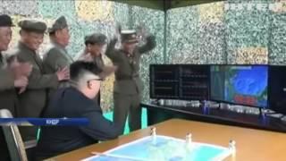 Северная Корея угрожает потопить американскую субмарину
