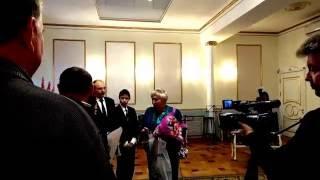Бриллиантовая свадьба.ЗАГС Смоленск. Ольга и Алексей Сильновы  Поздравления