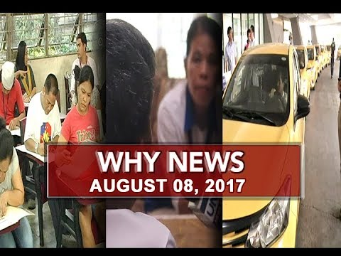 UNTV: Why News (August 08, 2017)