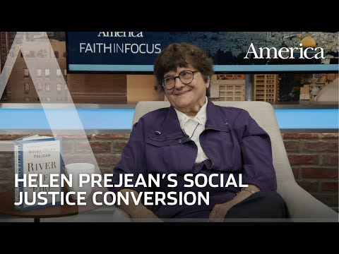 Sister Helen Prejean's conversion to social justice | Faith in Focus