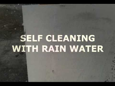 Self Cleaning Exterior Paint Youtube