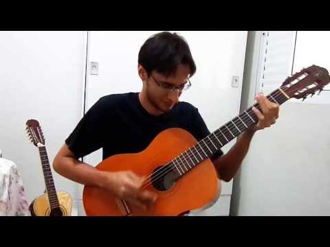 Refrão de Bolero (Engenheiros do Hawaii) c/ SOLO do Acústico MTV em 1 violão - Bruno Abreu
