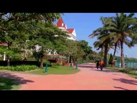 2017-香港自由行-迪士尼樂園酒店內外轉一圈-disneyland-hotel-hong-kong