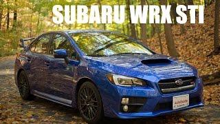 2017 Subaru WRX STI Review