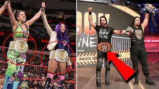 10 Rumored Raw Storylines For The Road To WrestleMania 35