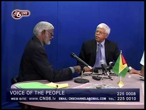 Voice of the People Guyana 7 Oct 2017