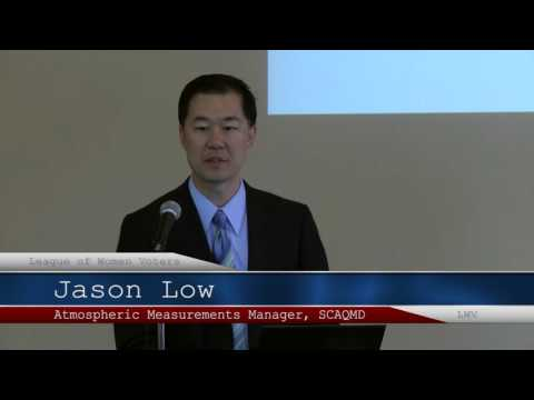 LWV-PA 5th Annual Climate Change Forum- Air Quality Measurements, Challenges & Climate Change