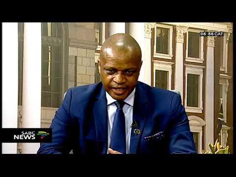 SIU updates parliament on SABC investigation Part 1