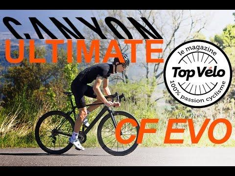 Image de la vidéo Présentation du vélo de route Canyon Ultimate CF EVO 10.0 SL