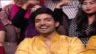 Gurmeet Choudary - Winning His Award Voted by Fans