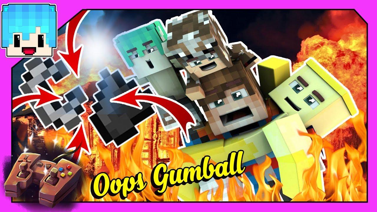 Nấm Điện Máy Xanh Tiêu Diệt Oops Club ( Minecraft )