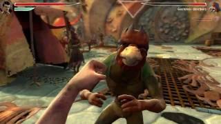 Zeno Clash - Gameplay - First Melee Combat